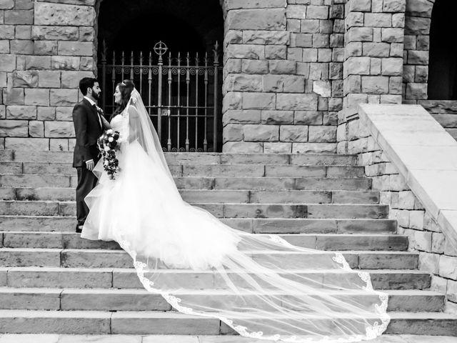 La boda de Cristian y Aurora en Monistrol De Montserrat, Barcelona 29
