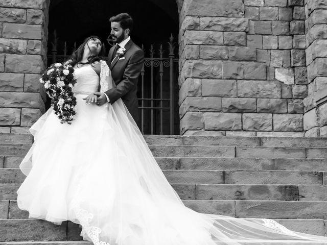 La boda de Cristian y Aurora en Monistrol De Montserrat, Barcelona 30