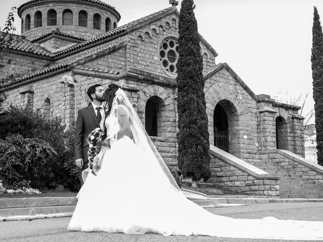 La boda de Cristian y Aurora en Monistrol De Montserrat, Barcelona 33