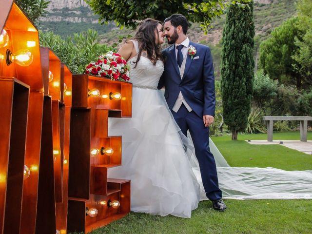 La boda de Cristian y Aurora en Monistrol De Montserrat, Barcelona 34