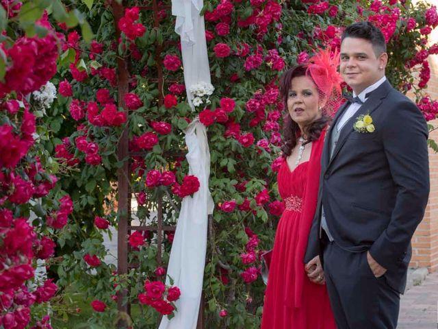 La boda de José y Laura en Carranque, Toledo 9