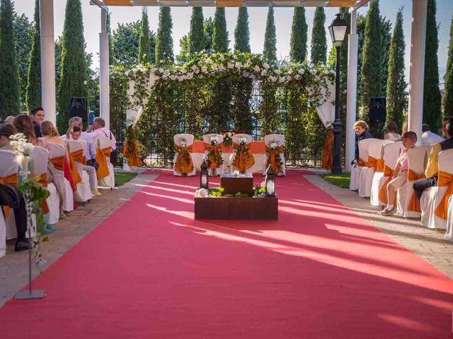 La boda de José y Laura en Carranque, Toledo 11