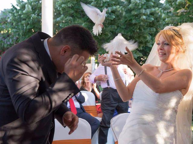 La boda de José y Laura en Carranque, Toledo 12