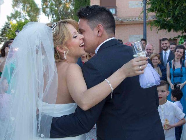 La boda de José y Laura en Carranque, Toledo 13