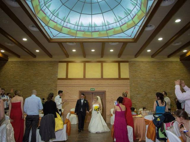 La boda de José y Laura en Carranque, Toledo 14