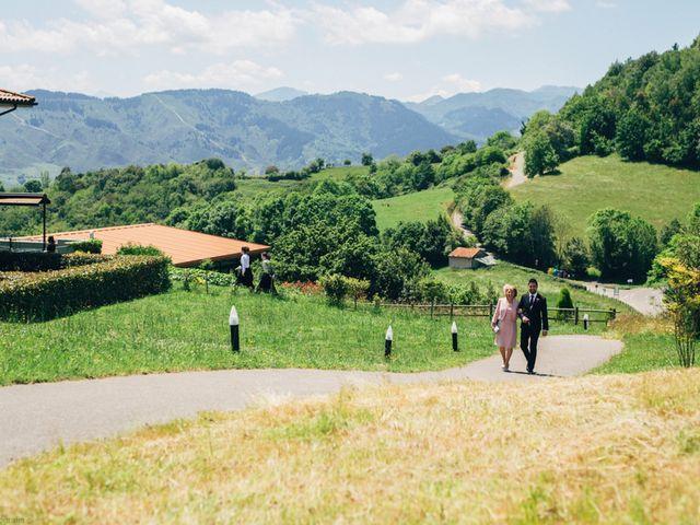 La boda de David y Lucia en Torazo, Asturias 28