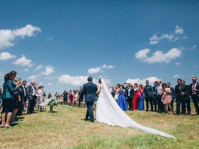 La boda de David y Lucia en Torazo, Asturias 31