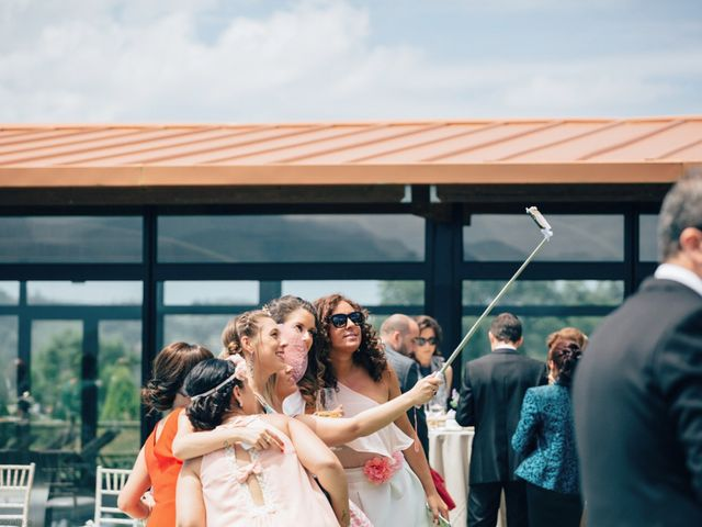 La boda de David y Lucia en Torazo, Asturias 44