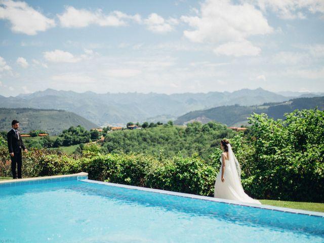 La boda de David y Lucia en Torazo, Asturias 49