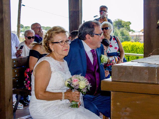 La boda de Antonio y Paqui en Terrassa, Barcelona 2