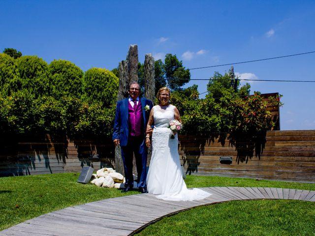 La boda de Antonio y Paqui en Terrassa, Barcelona 8