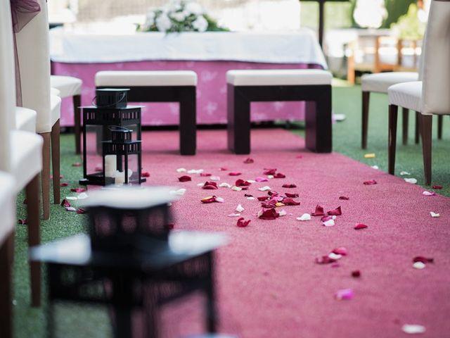 La boda de Miguel y Maria en Pinto, Madrid 4