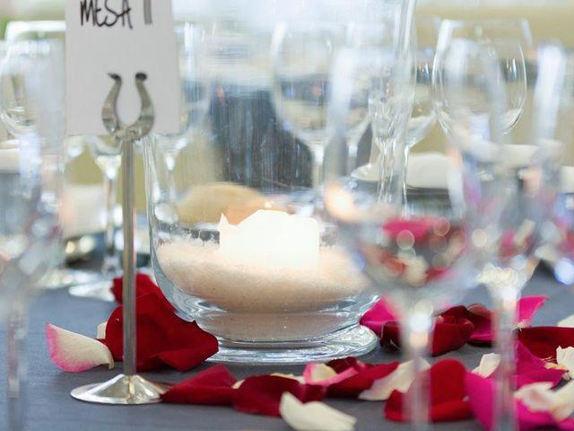 La boda de Miguel y Maria en Pinto, Madrid 12