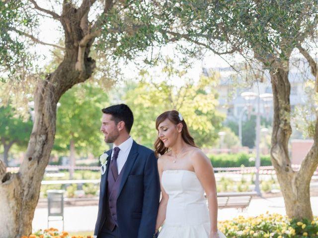 La boda de Miguel y Maria en Pinto, Madrid 14