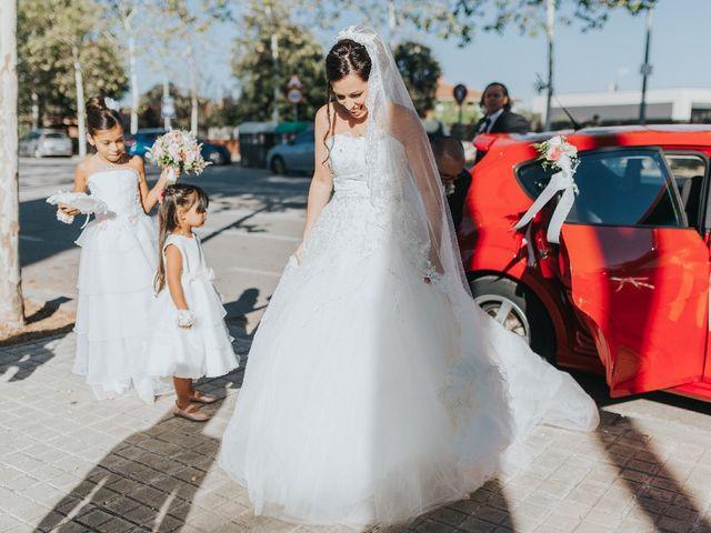 La boda de Alexis y Ruth en Sabadell, Barcelona 2