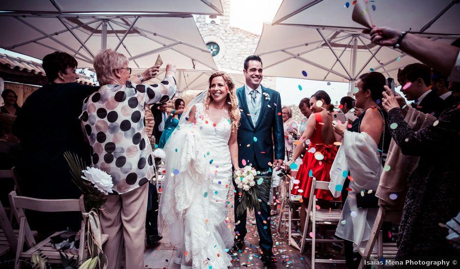 La boda de Albert y Eva en La Riera De Gaia, Tarragona
