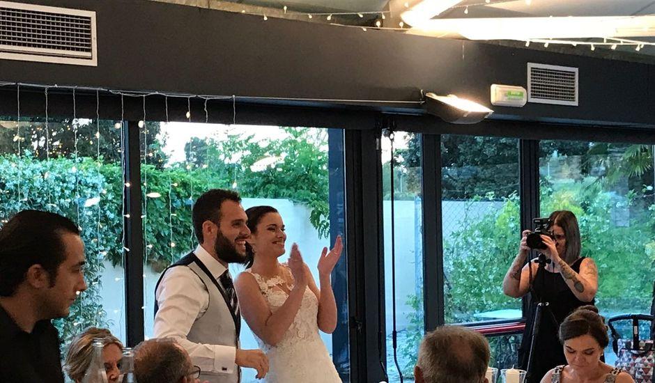 La boda de Jacint y Maria en Sallent, Barcelona