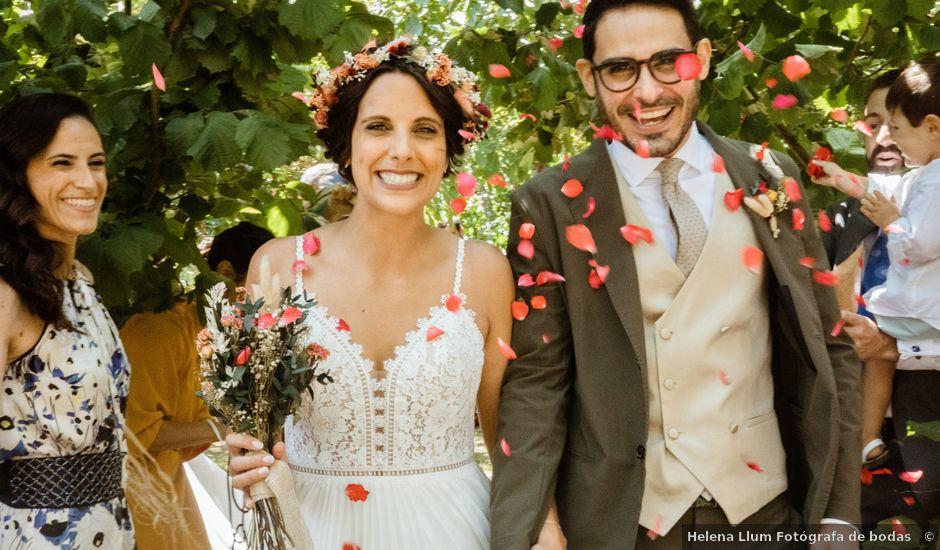 La boda de Rubén y Marta en Daroca De Rioja, La Rioja