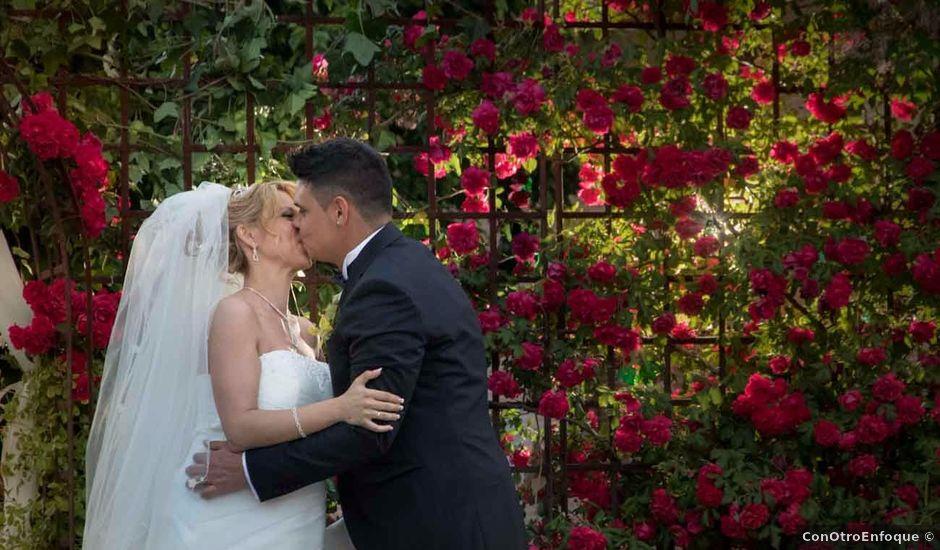La boda de José y Laura en Carranque, Toledo