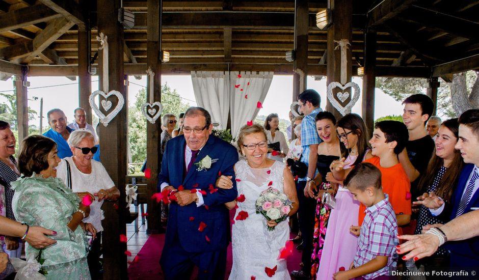 La boda de Antonio y Paqui en Terrassa, Barcelona