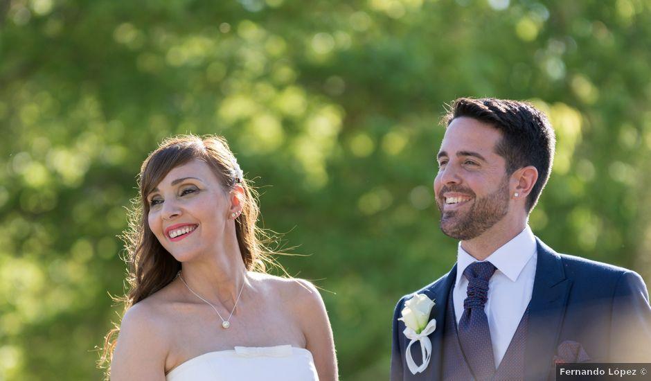 La boda de Miguel y Maria en Pinto, Madrid