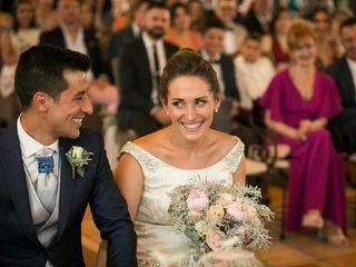 La boda de Mónica y Gabriel
