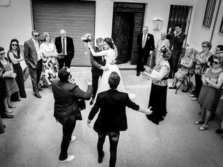 La boda de Sara y Lucena 1