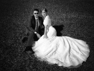 La boda de Rake y Nino