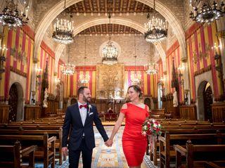 La boda de Verónica y Adriá 3