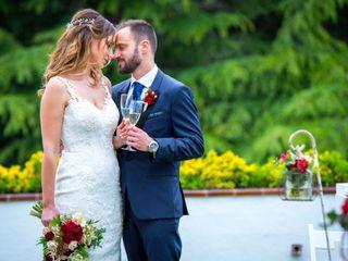 La boda de Verónica y Adriá
