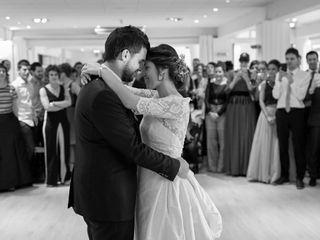 La boda de Irati y Eneko