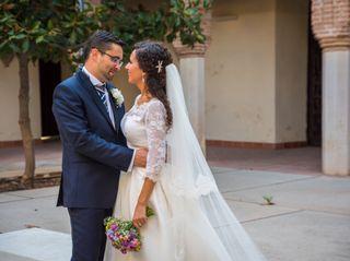 La boda de Mariló y Alberto