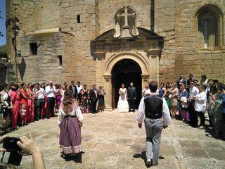 La boda de Leyre y Iosu 1