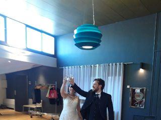 La boda de Leyre y Iosu 2