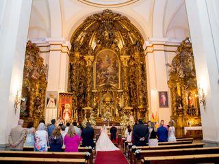 La boda de Silvia y Fernando 3