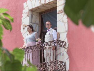 La boda de Sandra  y Raúl 2