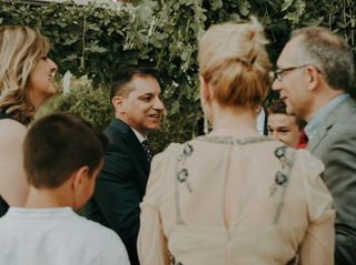 La boda de Natalia y Javi 2