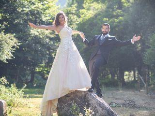 La boda de Judith y Carlos