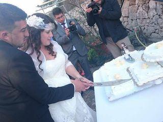 La boda de Mélani   y Sergio   3