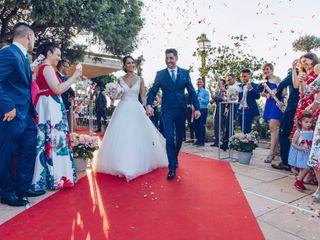 La boda de Beatriz y Julian