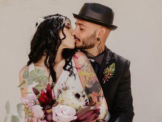 La boda de Sergio y Estefanía