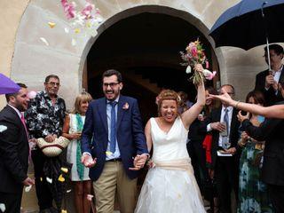 La boda de Laura y Marc 1