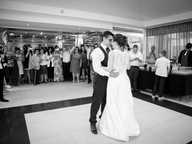 La boda de Gonzalo y Lorena en O Milladoiro, A Coruña 2
