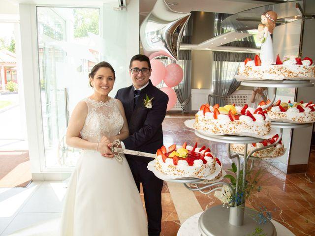 La boda de Gonzalo y Lorena en O Milladoiro, A Coruña 4