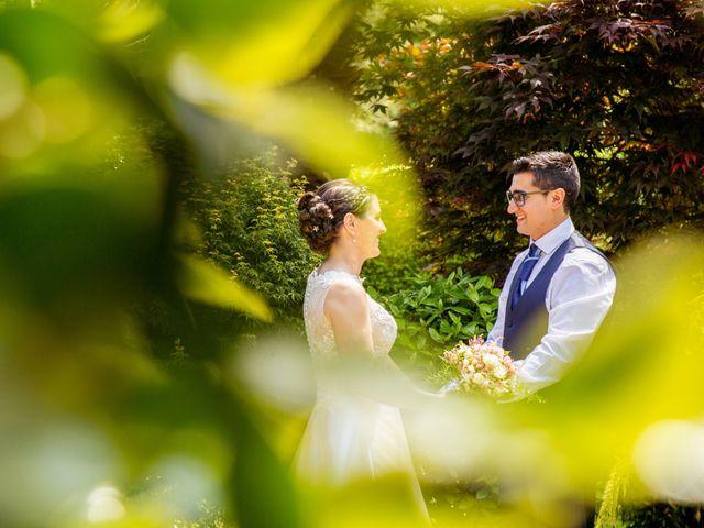 La boda de Gonzalo y Lorena en O Milladoiro, A Coruña 6
