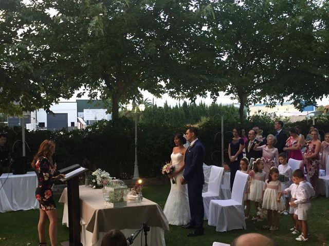 La boda de Miguel  y Inmaculada  en Begijar, Jaén 4
