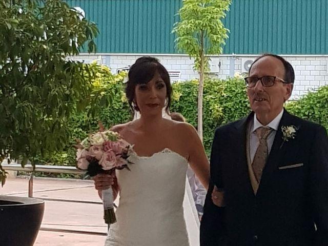 La boda de Miguel  y Inmaculada  en Begijar, Jaén 5