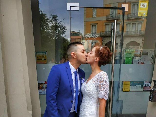 La boda de Nino y Rake en Tiana, Barcelona 1