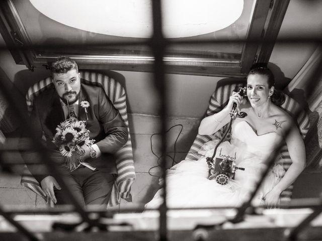 La boda de Alberto y María en Calatayud, Zaragoza 15