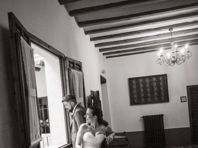 La boda de Alberto y María en Calatayud, Zaragoza 18